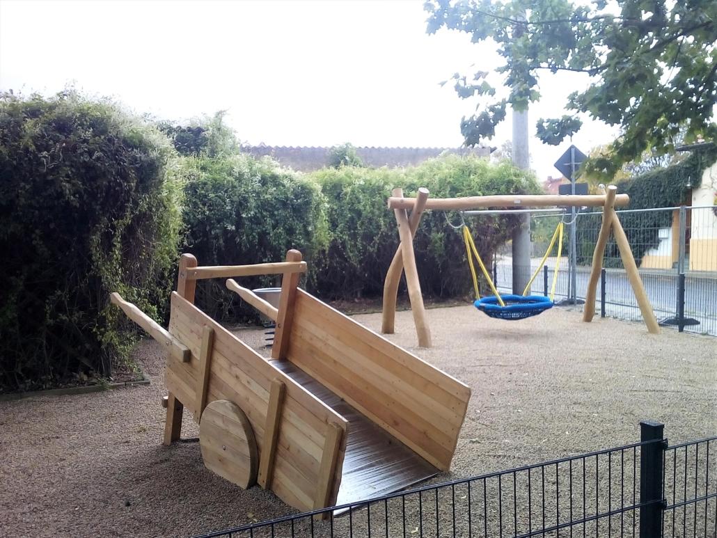 Garten- und Landschaftsbau, Johannes & Johannes GbR, Spielplatz, Spielgeräte